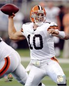 Brady Quinn LIMITED STOCK Cleveland Browns Photo 8X10 Photo