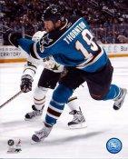 Joe Thornton Jose Sharks 8x10 Photo