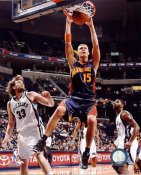 Andris Biedrins Golden State Warriors 8X10 Photo LIMITED STOCK