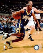 TJ Ford LIMITED STOCK Indiana Pacers 8X10 Photo