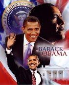 Barack Obama President Elect 8x10 Photo