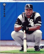 Albert Belle G1 Limited Stock Rare White Sox 8X10 Photo