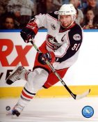Rick Nash Columbus Blue Jackets 8x10 Photo