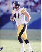 Aaron Smith Pittsburgh Steelers 8x10