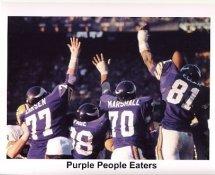 Purple People Eaters 8X10 Photo