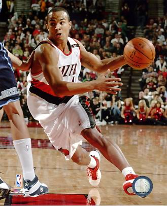 Jerryd Bayless Portland Trail Blazers 8X10 Photo LIMITED STOCK