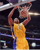 Andrew Bynum LIMITED STOCK Los Angeles Lakers 8x10 Photo