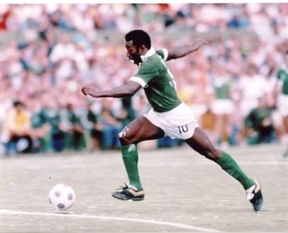 Pele Mens Soccer 8x10 Photo