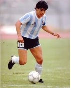 Diego Maradona Men Soccer 8x10 Photo