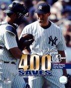 Mariano Rivera 400 Saves LIMITED STOCK NY Yankees 8X10 Photo