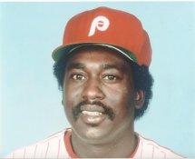Gary Matthews Sr. Philadelphia Phillies 8X10 Photo