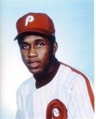 Oscar Gamble Philadelphia Phillies 8X10 Photo