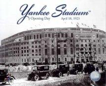 E3 Yankee Stadium 1923 Opening Day SATIN 8X10 Photo