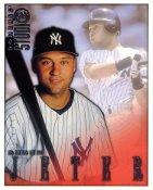 Derek Jeter Limited Stock Rare DonRuss Studio New York Yankees 8X10 Photo