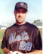 Bobby Jones G1 Limited Stock Rare New York Mets 8X10 Photo