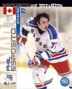 Phil Esposito New York Rangers 8x10 Photo