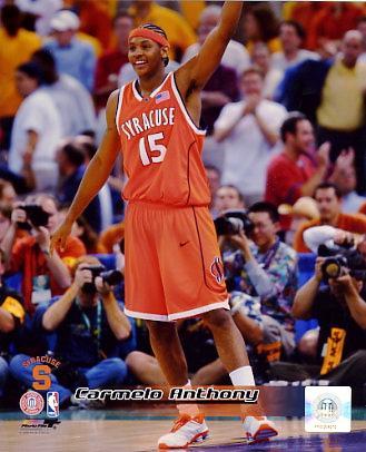 Carmelo Anthony Syracuse 8X10 Photo LIMITED STOCK