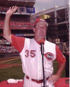 Don Gullett Cincinatti Reds 8X10 Photo
