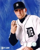 Shane Loux G1 Out of Print Detroit Tigers 8X10 Photo