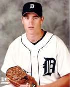 Seth Gresinger G1 Out of Print Detroit Tigers 8X10 Photo