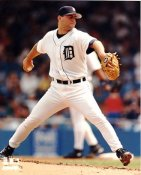 Brook Fordyce G1 Out of Print Detroit Tigers 8X10 Photo