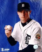 Jeff Farnsworth G1 Out of Print Detroit Tigers 8X10 Photo