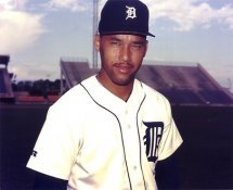 Jose Lima G1 Out of Print Detroit Tigers 8X10 Photo