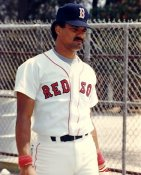 Jackie Guttierrezz G1 Out of Print Boston Red Sox 8X10 Photo