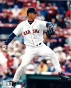 Juan Pena G1 Out of Print Boston Red Sox 8X10 Photo
