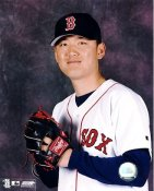 Sung Woo Kim G1 Out of Print Boston Red Sox 8X10 Photo