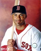 Damien Jackson G1 Out of Print Boston Red Sox 8X10 Photo