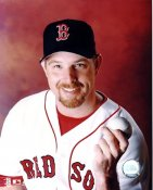 Alan Embrec G1 Out of Print Boston Red Sox 8X10 Photo