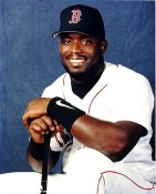 Michael Coleman G1 Out of Print Boston Red Sox 8X10 Photo