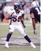 Nate Webster Denver Broncos 8X10 Photo
