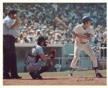 Rick Auerbach Original Stadium Souvenir With Stamped Signature Dodgers 8X10 Photo