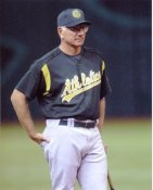Ken Macha Oakland Athletics 8X10 Photo