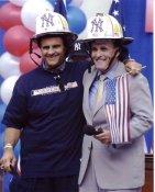 Joe Torre & Mayor Guiliani New York Yankees 8X10 Photo