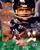 Gale Sayers Legends Chicago Bears 8X10 Photo