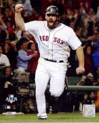 Kevin Youkilis 2008 ALCS Game 5 Boston Red Sox 8x10 Photo