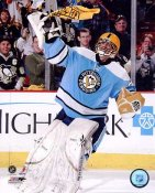 Marc-Andre Fleury Waving Terrible Towel LIMITED STOCK Pittsburgh Penguins 8x10 Photo