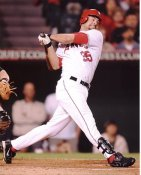 Casey Kotchman Anaheim Angels 8X10 Photo