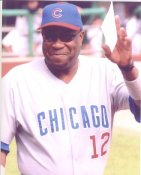 Dusty Baker Chicago Cubs 8X10 Photo