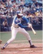 Dusty Baker Atlanta Braves 8X10 Photo