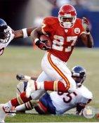 Larry Johnson Kansas City Chiefs 8X10 Photo
