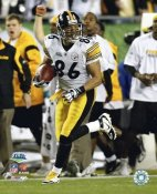Hines Ward Super Bowl 43 LIMITED STOCK Pittsburgh Steelers 8x10 Photo
