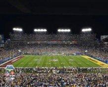 Steelers 2009 vs Cardinals Raymond James Stadium 2-1-09 Super Bowl 43  8x10 Photo