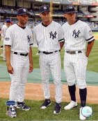 Mariano Rivera, Derek Jeter, Alex Rodriquez 2008 Allstar Game LIMITED STOCK Yankees 8X10 Photo