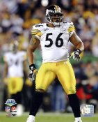 Lamarr Woodley Super Bowl 43 Pittsburgh Steelers 8x10 Photo LIMITED STOCK -