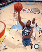Al Jefferson LIMITED STOCK Minnesota Timberwolves 8X10 Photo