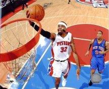 Richard Hamilton Pistons  8X10 Photo LIMITED STOCK